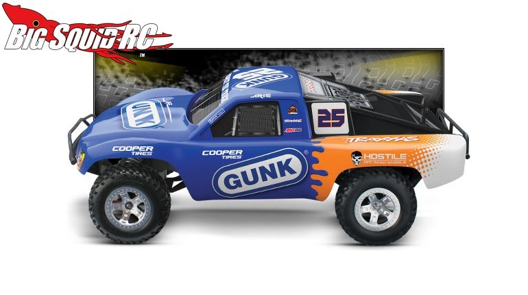 Arie Luyendyk Edition Traxxas Slash