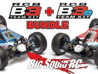 Associated RC8B3 and RC8B3e Kit Bundle