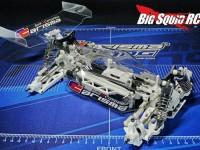 Carisma GTB White Composite Parts