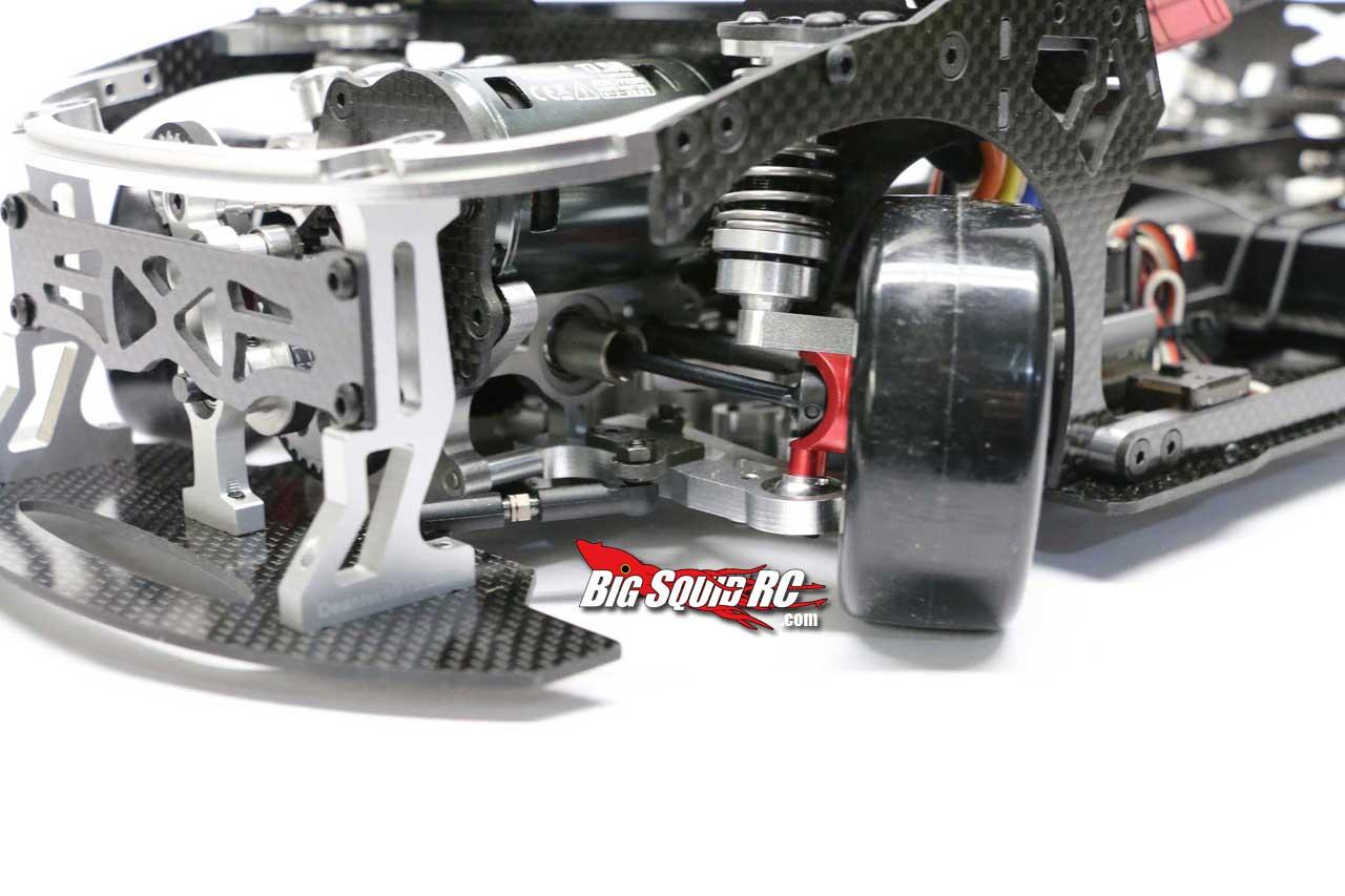 Drift rc suspension setup