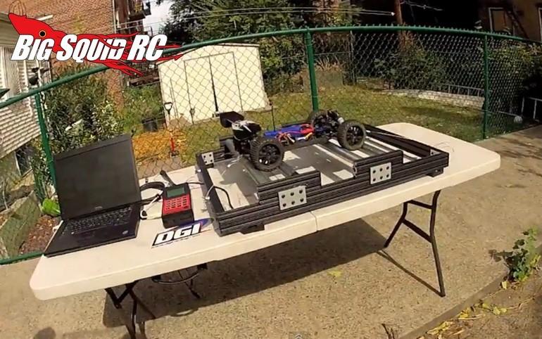 DGI Racing Rollrunner chassi dyno