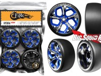FireBrand RC Drift Wheels Tires