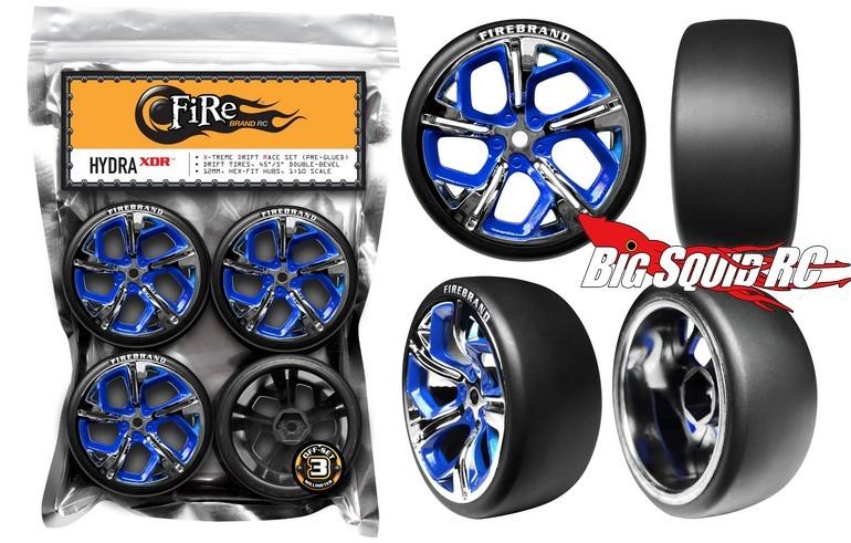 FireBrand RC Drift Wheels Tires