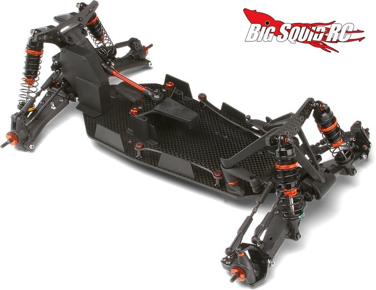 HB D216 2wd Buggy