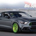 HPI Racing 2015 FORD MUSTANG RTR SPEC 5 RS4 SPORT 3 1