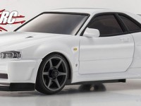 Kyosho Nissan Skyline GTR
