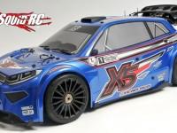 MCD Racing 1/5 X5 Rally Car