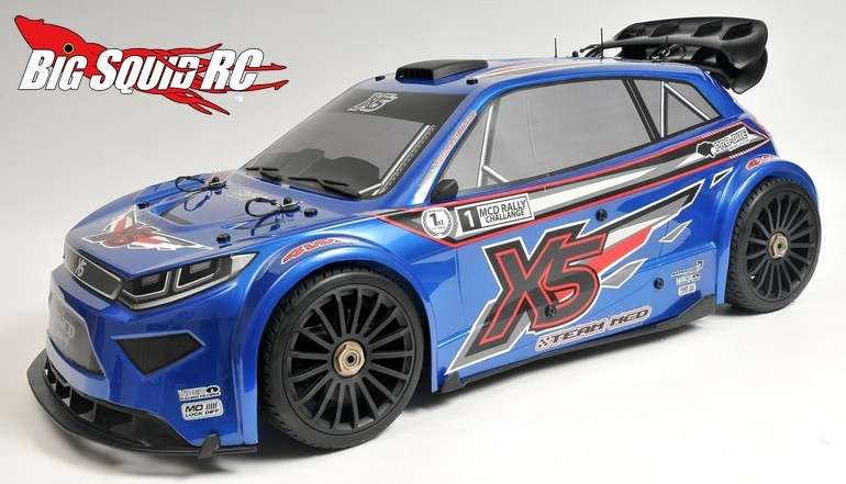 MCD Racing 1/5 X5 Rally Car