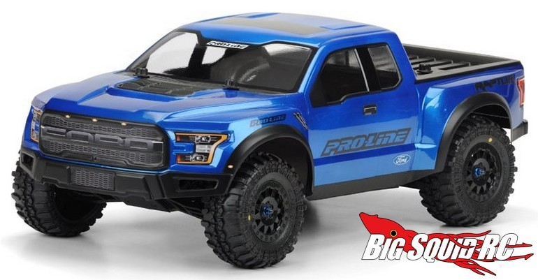 Pro-Line 2017 Ford F-150 Raptor True Scale Body