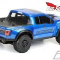 Pro-Line 2017 Ford F-150 Raptor True Scale Clear Body 2