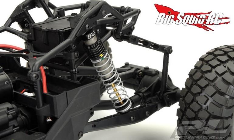 Pro-Line 5 Inch PowerStroke XT Shocks