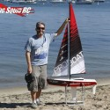 ProBoat Ragazza 1 Meter Sailboat V2 2