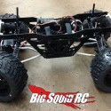 ST Racing Concepts Monster Truck Chassis Axial Wraith 11