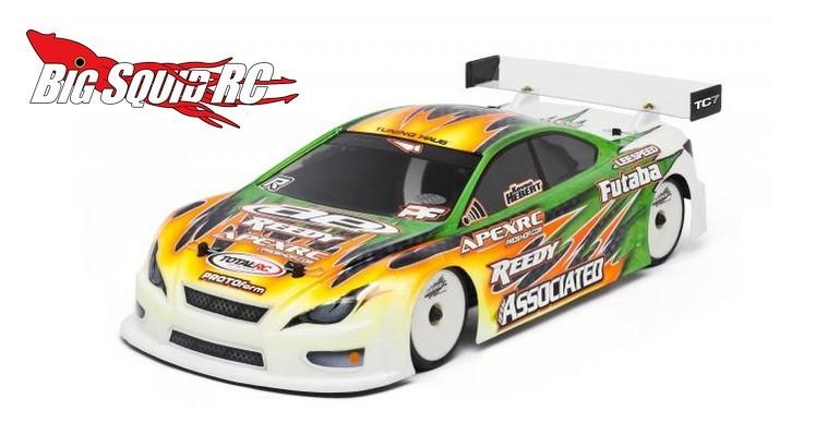 Team Associated TC7 Factory Team Touring Car
