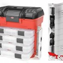 Team Corally 4 Drawer Pit Case 3