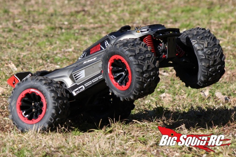 Team Redcat TR-MT8E Monster Truck Review