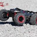 Team RedCat TR-MT8E Monster Truck Review 12