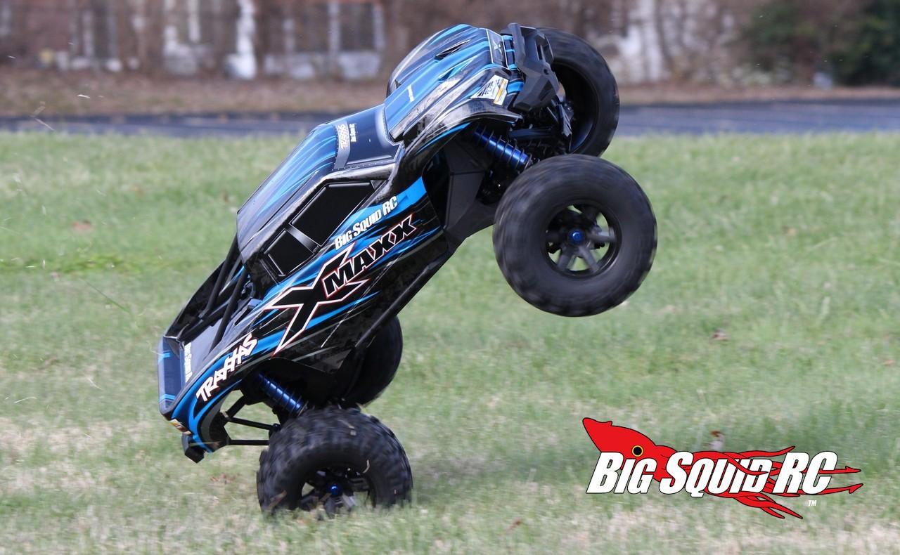 Traxxas X Maxx Monster Truck Review 171 Big Squid Rc Rc