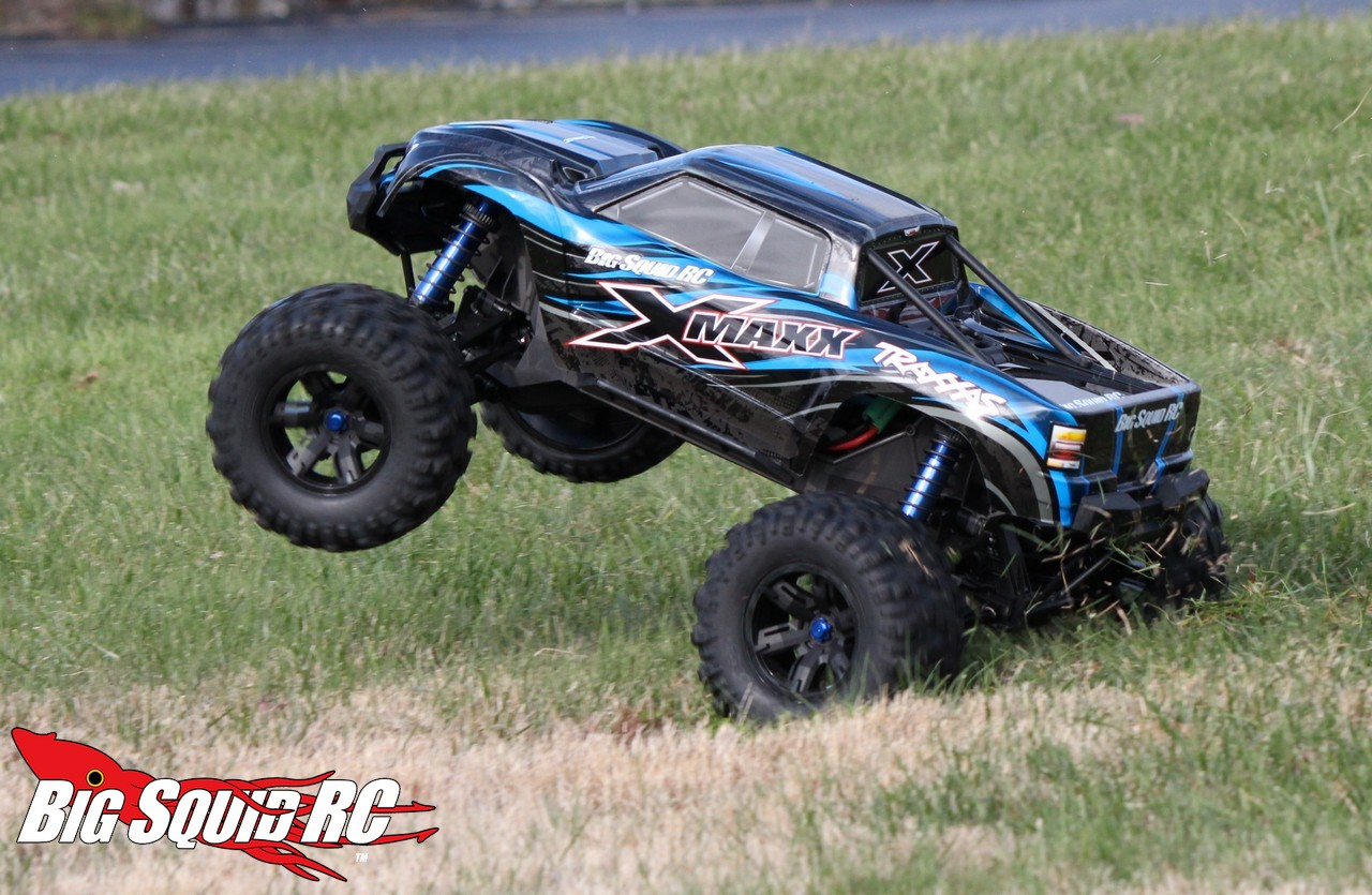 traxxas x maxx monster truck review big squid rc rc car and truck news reviews videos and. Black Bedroom Furniture Sets. Home Design Ideas