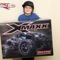 Traxxas X-Maxx Unboxing 04