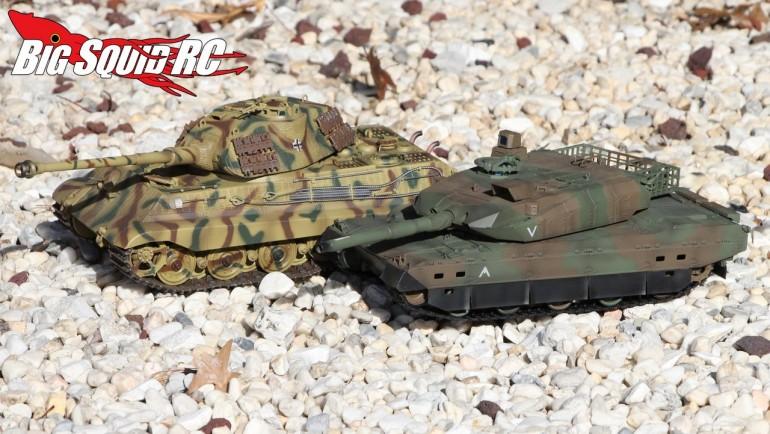 VS Tanks 1/24 Review