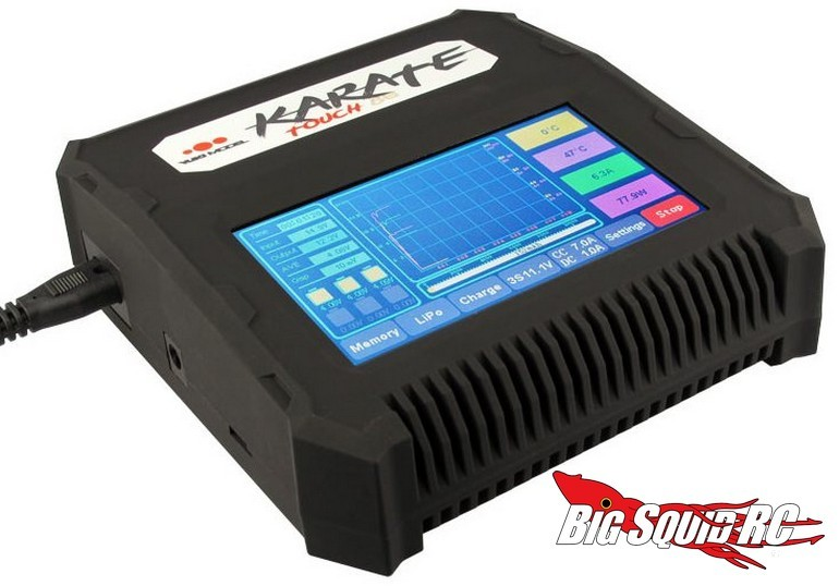Yuki Model Karate touch B6 charger