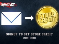 rcMart 12 Days of Christmas Store Credit Giveaway