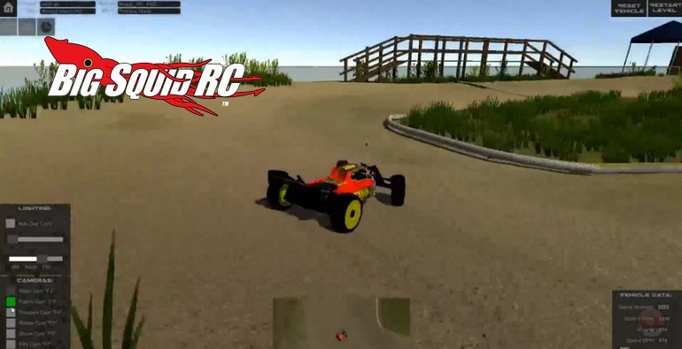 rcMart RC Simulation 2.0 Game
