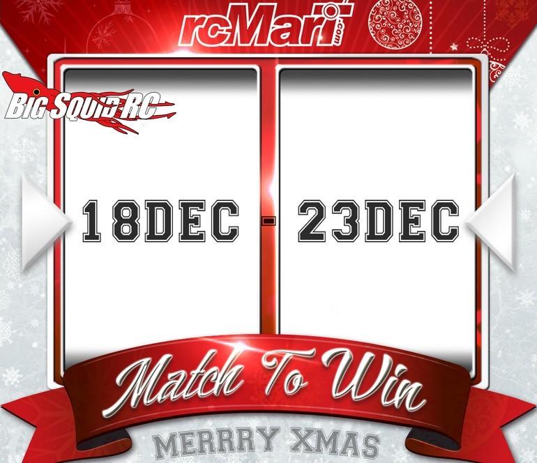 rcMart Xmas Giveaway Challenge