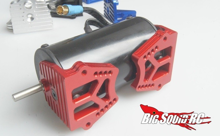 Area RC Traxxas X-Maxx Aluminum Upgrades