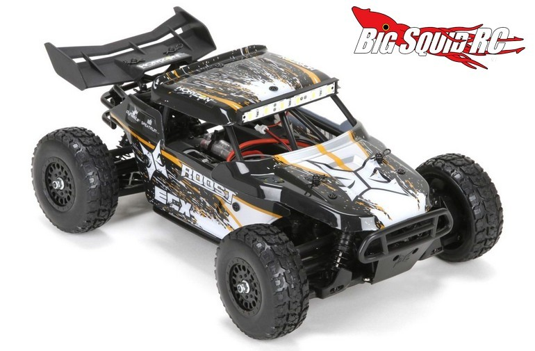 ECX 18th Roost 4WD Desert Buggy