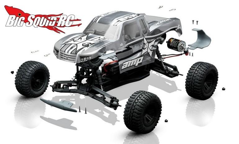 ECX AMP MT Build-To-Drive Kit