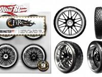 FireBrand RC DarkMatter-DTM Aluminum Drift