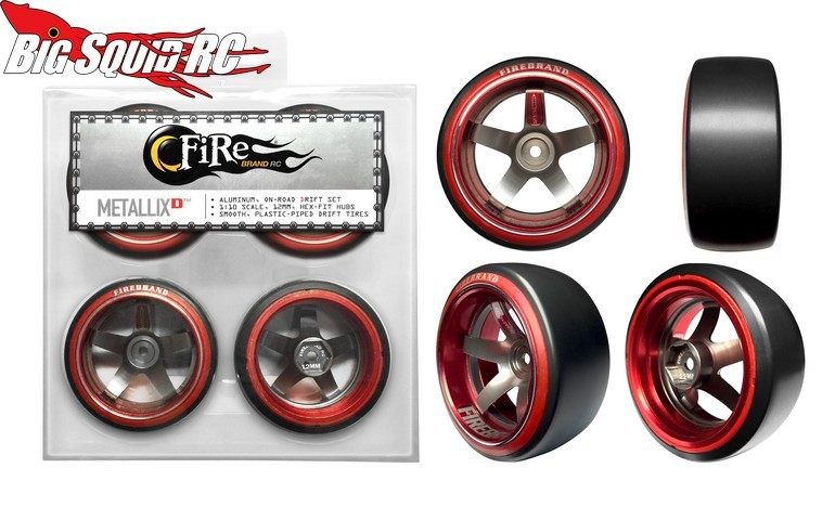 FireBrand HighFive D2M™ ALUMINUM DRIFT Wheels Tires