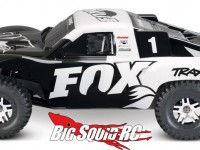 Fox Shocks Traxxas Slash 4x4