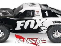 Fox Shocks Traxxas Slash 4x4