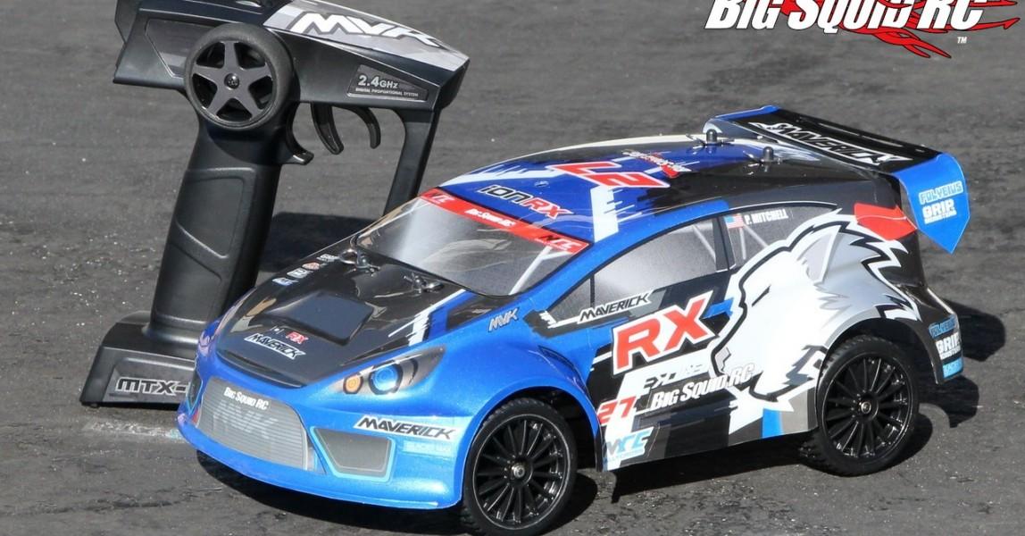 Maverick iON RX Review
