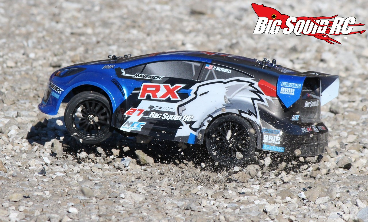 Maverick iON RX Rally Car Review « Big Squid RC – RC Car and
