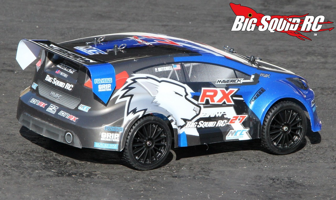 Maverick iON RX Rally Car Review « Big Squid RC – RC Car and Truck ...