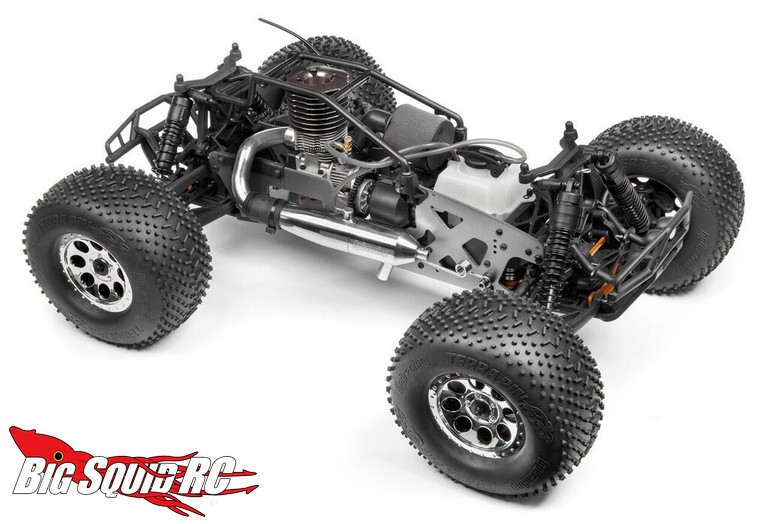 3 updated savages being shown by hpi 171 big squid rc news reviews and more