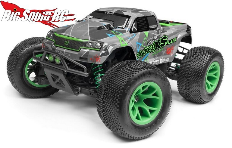 HPI Savage XS Flux Vaughn Gittin Jr. Signature Edition