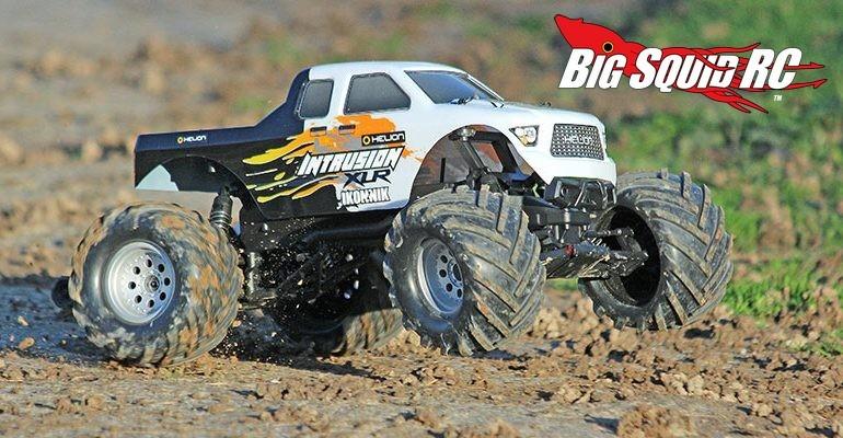 Helion Intrusion 10MT XLR Monster Truck