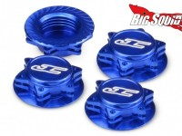 JConcepts Fin Lightweight 8th Scale Wheel Nuts