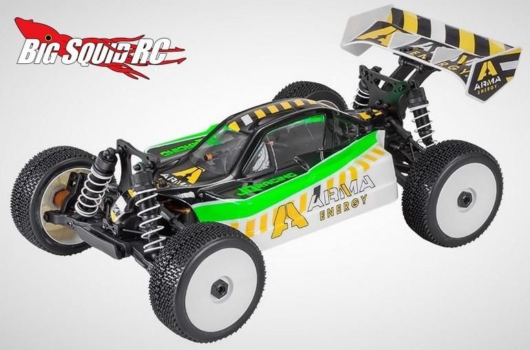 JQ Racing ARMA Energy RTR Buggies