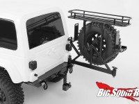 RC4WD Rock Hard 4x4 Multi Carrier TF2 SWB