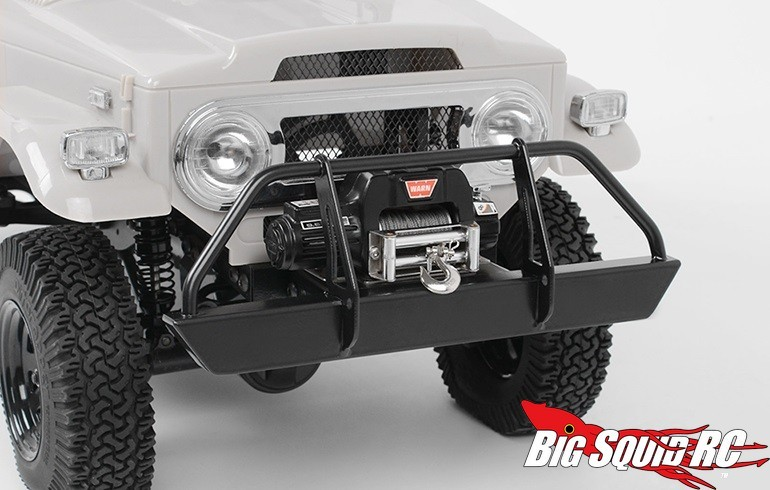 RC4WD Tough Armor front Bumper G2 Cruiser