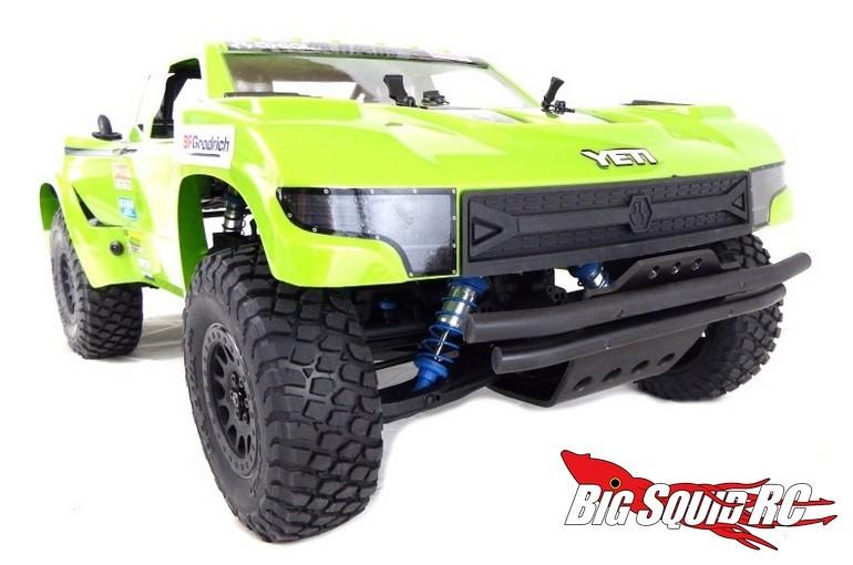 T-Bone Racing Front Bumper Axial Yeti Trophy Truck