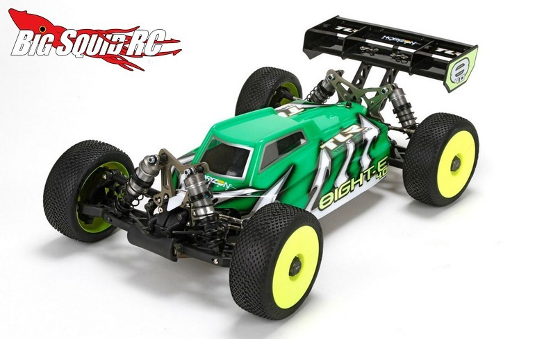 TLR 8IGHT-E 4.0 4WD Electric Buggy Kit