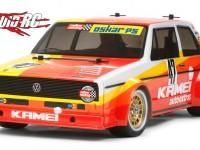 Tamiya Volkswagen Golf Mk.1 Racing Group 2