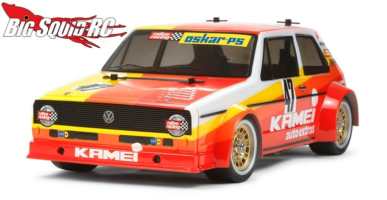 Tamiya Volkswagen Golf Mk.1 Racing Group 2